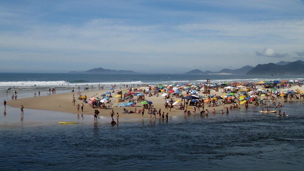 Praia da Guarda do Embaú