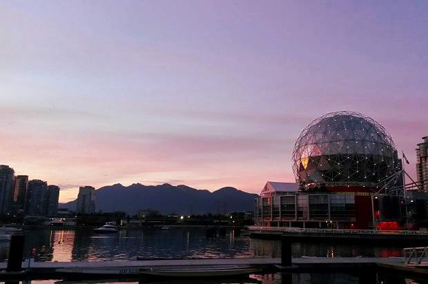 Principais cidades do Canadá: Science World British Columbia