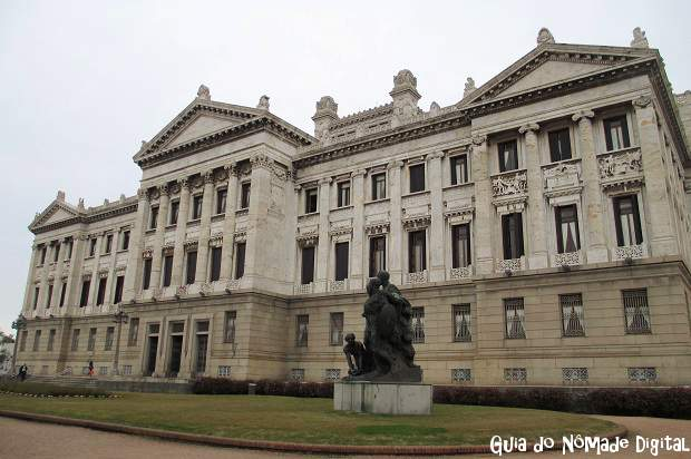 Palácio Legislativo - Parlamento do Uruguai