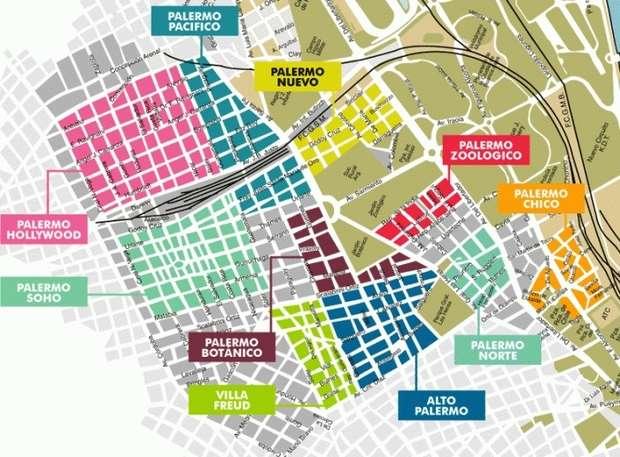 Onde ficar em Palermo Buenos Aires