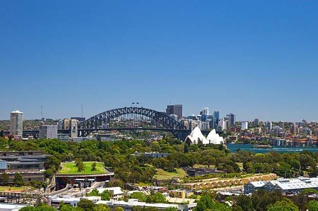 Onde Ficar em Sydney: Holiday Inn Potts Point
