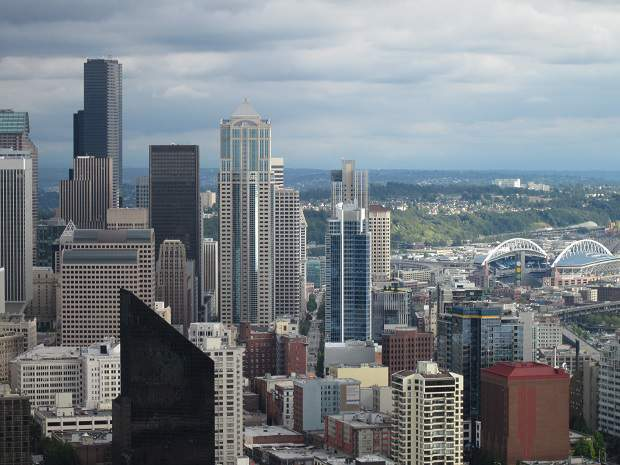 Onde ficar em Seattle: Downtown (Central Business District)
