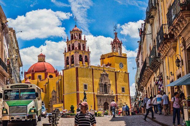 Onde ficar em Guanajuato, México